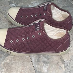 Ugg canvas shoes - 10